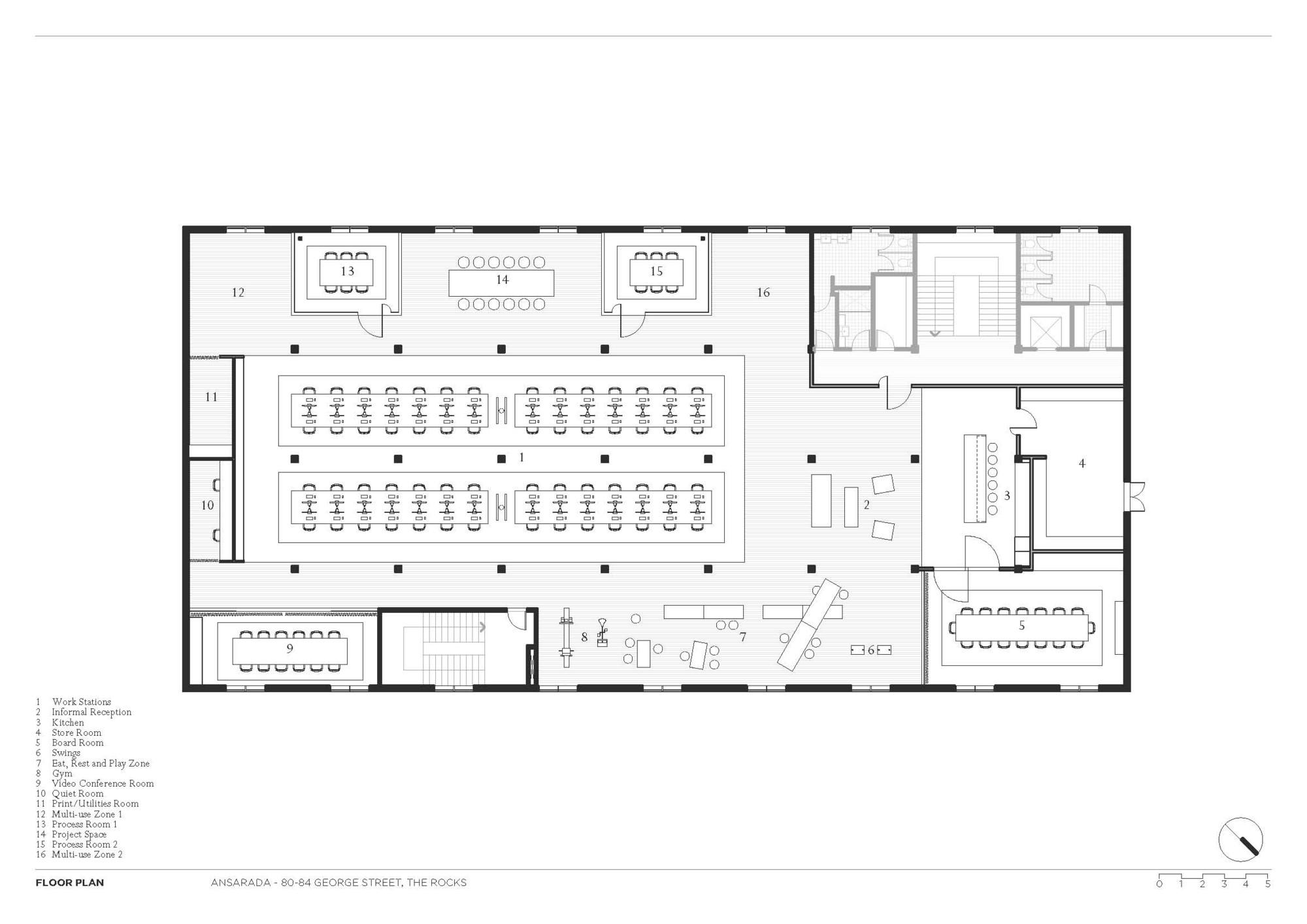 Gallery Of Ansarada / Those Architects