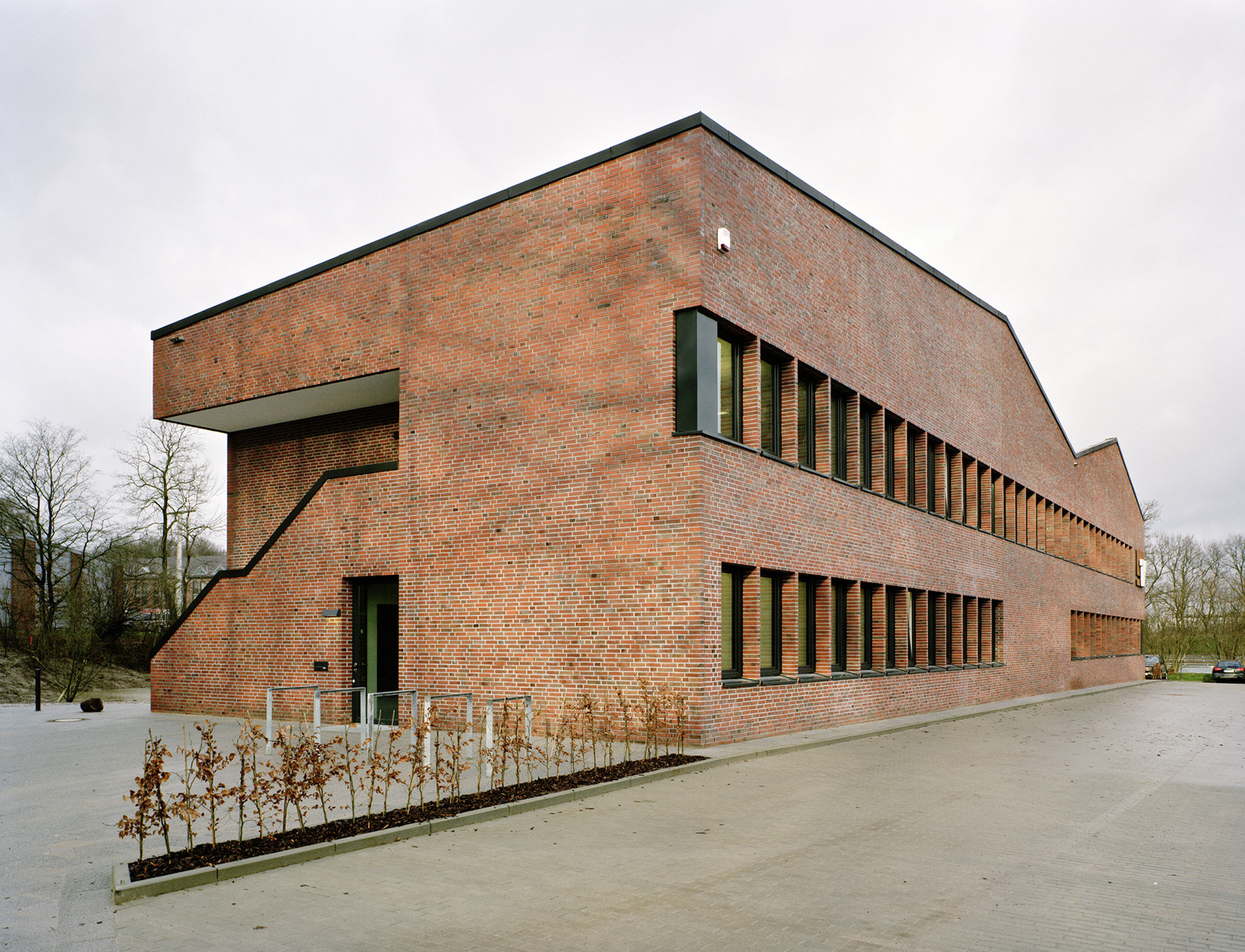 Administrative Headquarters RBSUM  / KBNK, © Dorfmüller/Kröger/Klier