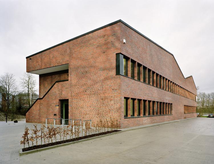 Sede Administrativa de RBSUM  / KBNK, © Dorfmüller/Kröger/Klier