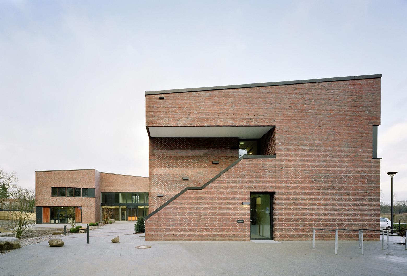 Dorfmüller I Klier Hamburg: Administrative Headquarters RBSUM / KBNK