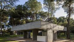 San Lucas Pavilion / FRPO Rodriguez & Oriol ARCHITECTURE LANDSCAPE