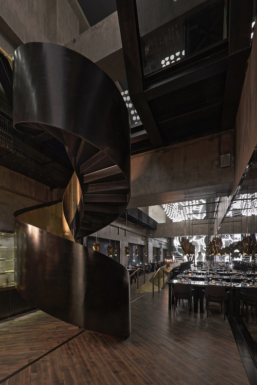 G9 Shanghai / Atelier INDJ, © Bono Yan