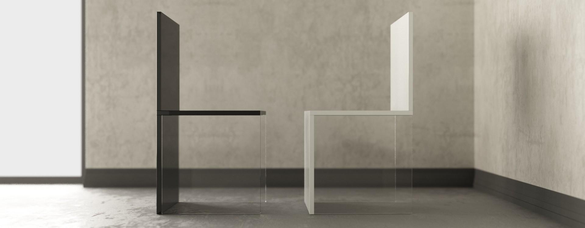 "Cadeiras ""Magica"" e ""Magica2"" / Davide Conti Design Studio, Cortesia de Davide Conti"