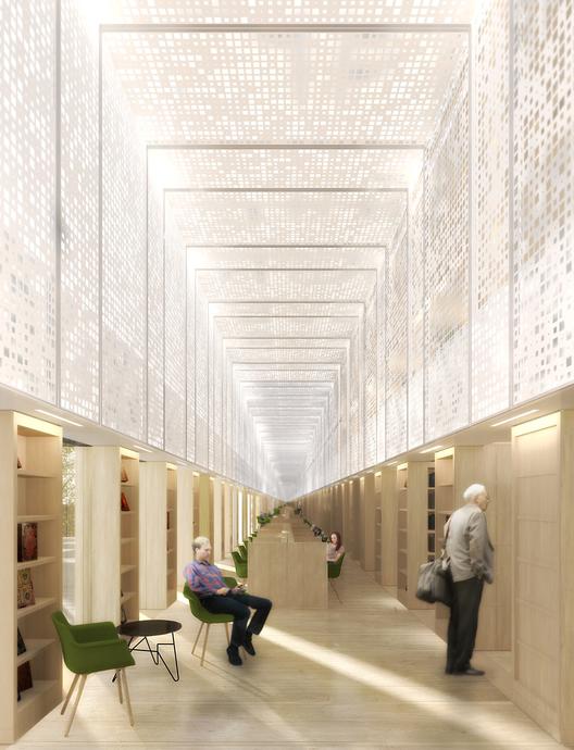 Coffey Architects diseña nuevo Centro de investigación para el Museo de Ciencias de Londres, © Coffey Architects