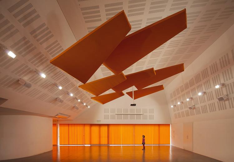 Sala Multiusos Parque industrial Sauce Viejo / Paschetta Cavallero Arquitectos, © Federico Cairoli