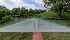 Labirinto de Vidro / Robert Morris