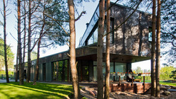 Casa en Vilnius / 4PLIUS Architects