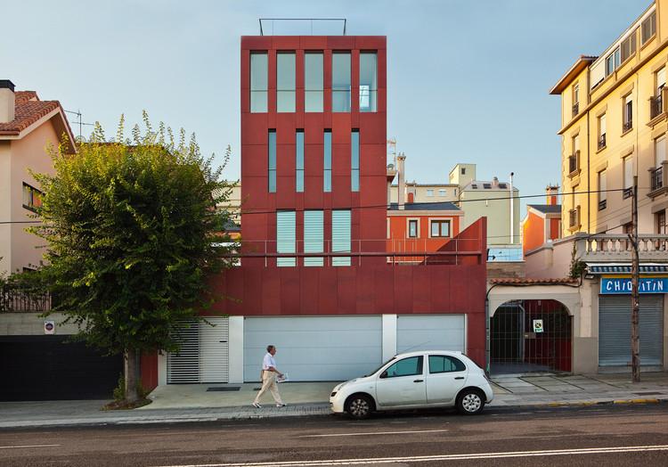 Casa Mercedes / CREUSeCARRASCO Arquitectos, © Raul Lamoso