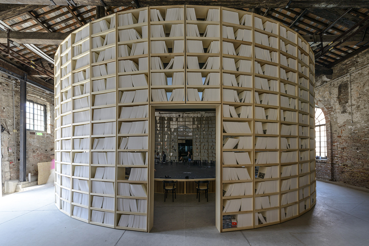 Your Virtual Tour of the National Pavilions at the Venice Biennale 2014, Bahrain Pavilion. Image © Andrea Avezzù, Courtesy of la Biennale di Venezia