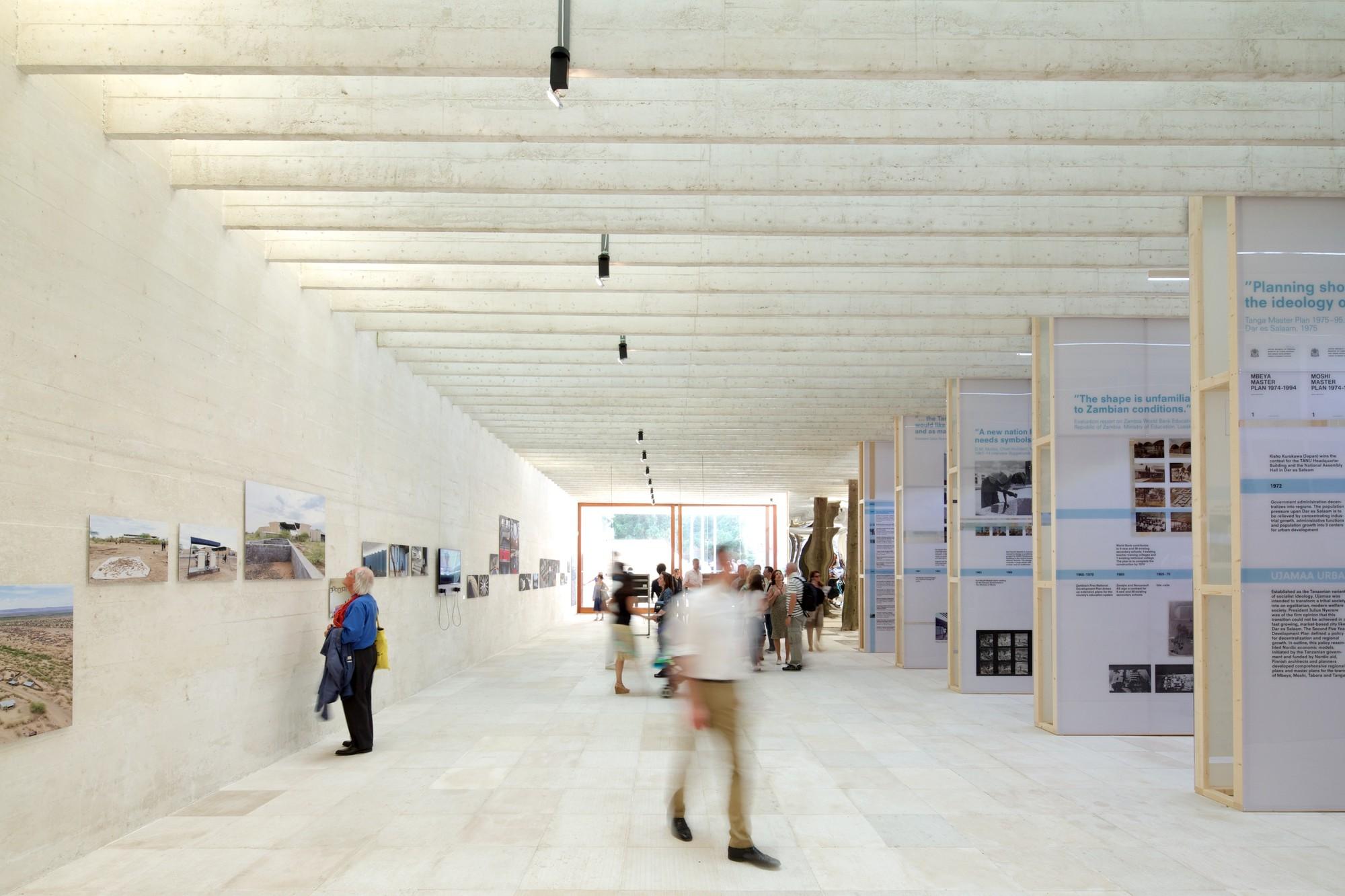 """""""Forms of Freedom: Independência africana e modelos nórdicos"""" - Pavilhão Nórdico na Bienal de Veneza 2014, © Nico Saieh"""