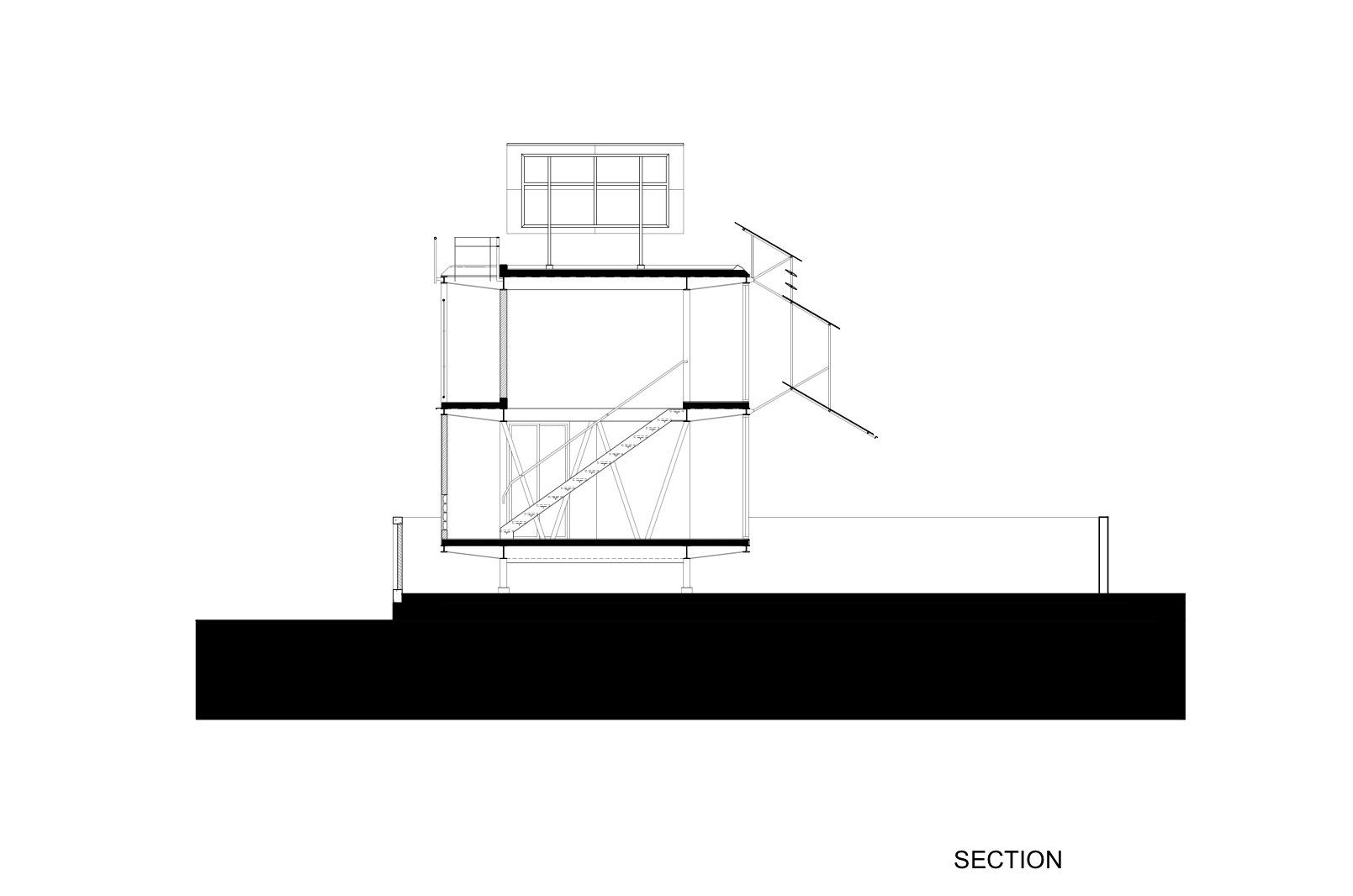 Galer a de oficinas estudios de arquitectura 6 for Oficinas de arquitectura