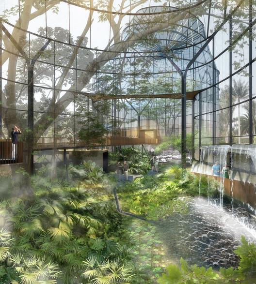 Primer lugar en concurso p blico para el dise o del nuevo for Actividades jardin botanico bogota