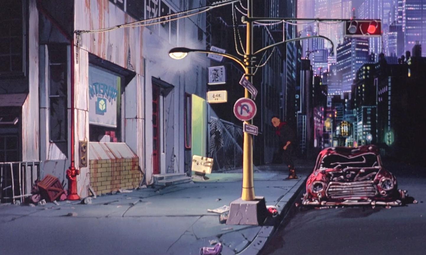"""Cinema e Arquitetura: """"Akira"""""""
