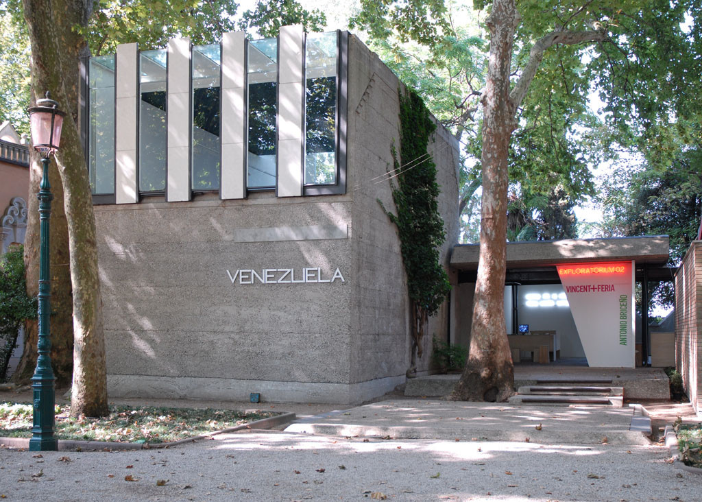 ¿Por qué Venezuela no está presente en la Bienal de Venecia 2014?, Pabellón permanente de Venezuela (1956). Image © dalbera [Flickr]