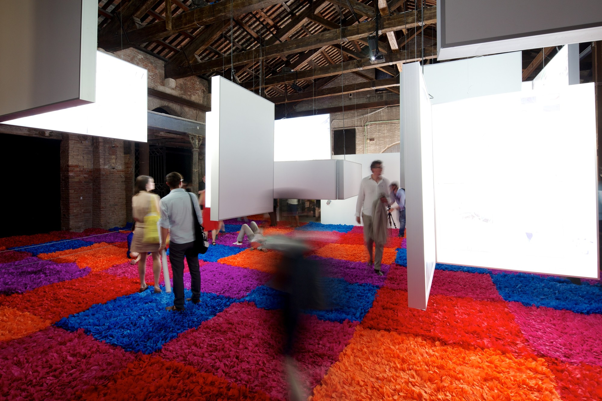 Fair Concrete/La Feria Concreta: Dominican Republic Pavilion at the Venice Biennale 2014, © Nico Saieh