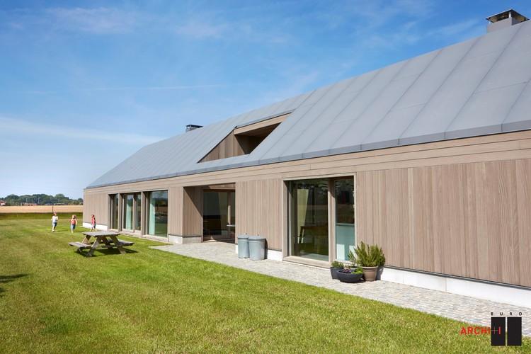 Casa V em R / BURO II & ARCHI+I, © DSP Fotostudio