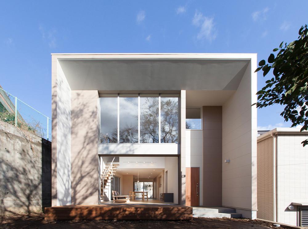 Casa em Funabashi / Koji Hatano Architects, © Asako Yamazaki