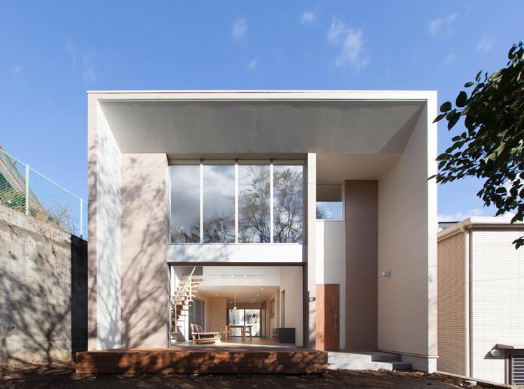 Casa en Funabashi / Koji Hatano Architects, © Asako Yamazaki