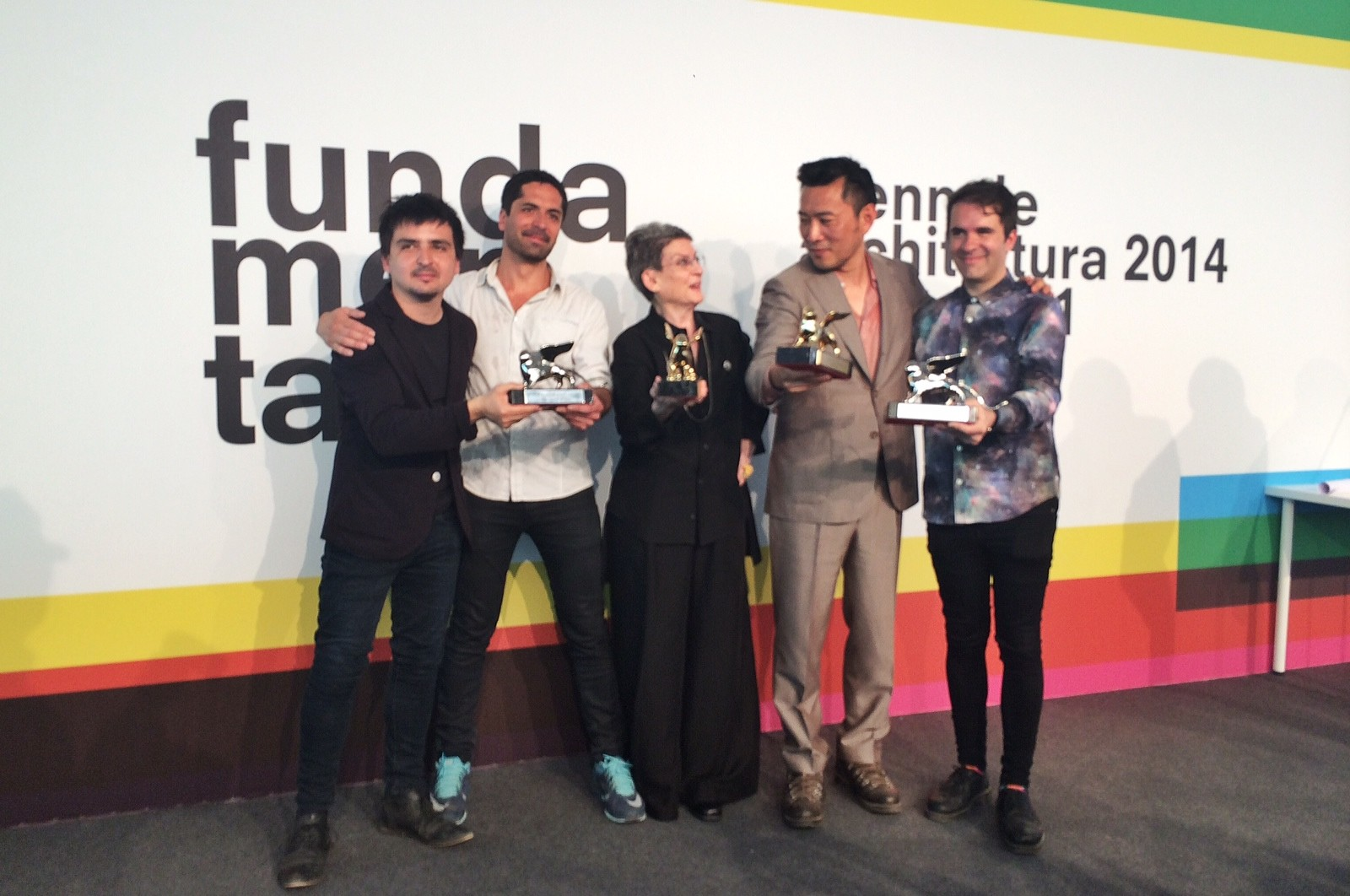 Venice Biennale 2014 Winners: Korea, Chile, Russia, France, Canada, © ArchDaily