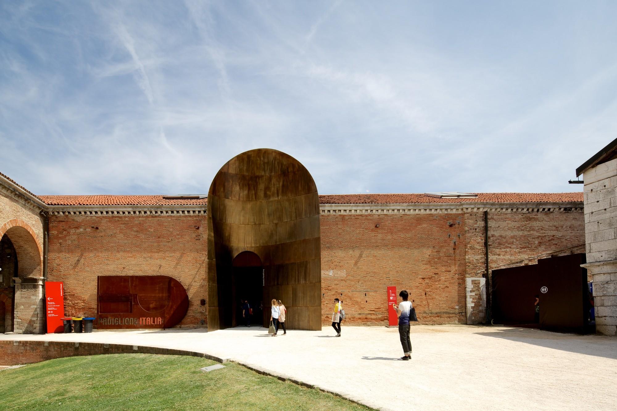 Pavilhão da Itália na Bienal de Veneza 2014 – Innesti/Grafting, Innesti/Grafting. Pavilhão da Itália na Bienal de Veneza. Image © Nico Saieh