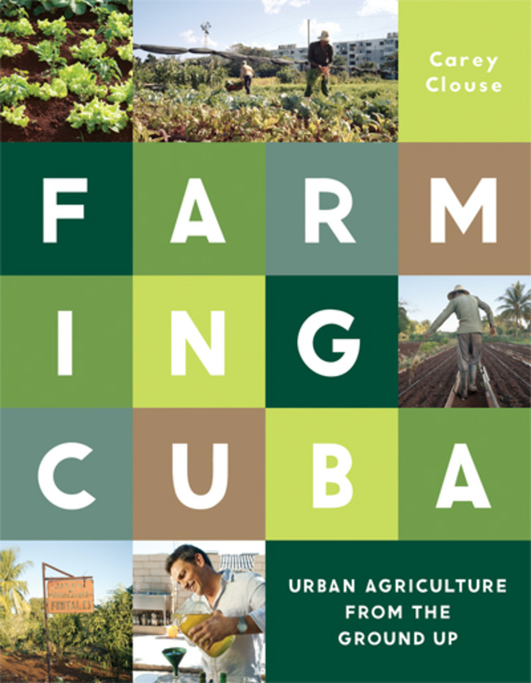 Farming Cuba: Urban Agriculture from the Ground Up , © Russel Fernandez/ Princeton Architectural Press