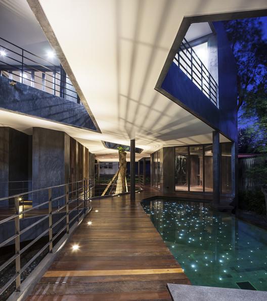 Divergence House / FOS, © Teerawat Winyarat