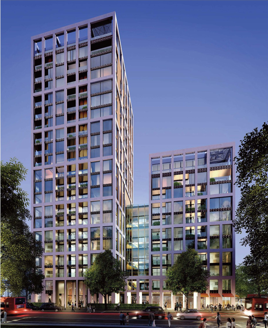 Gallery Of London S Shell Centre Awarded Planning