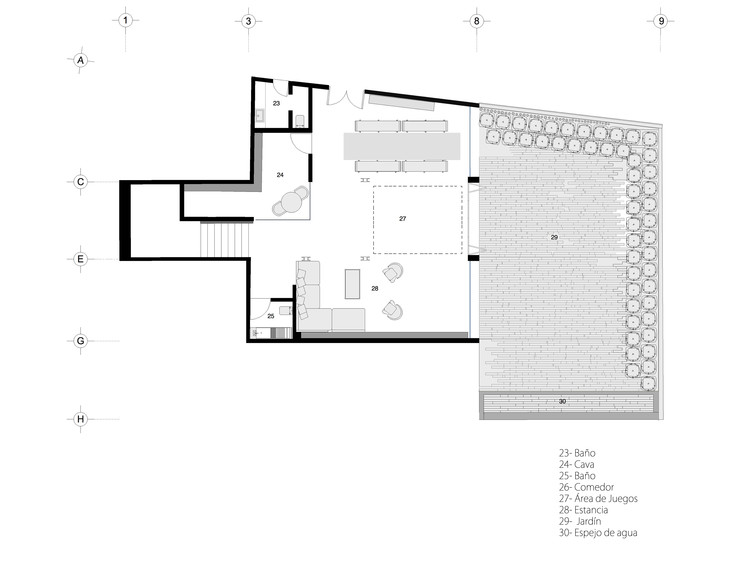 Casa Bosques de las Lomas / Paola Calzada arquitectos