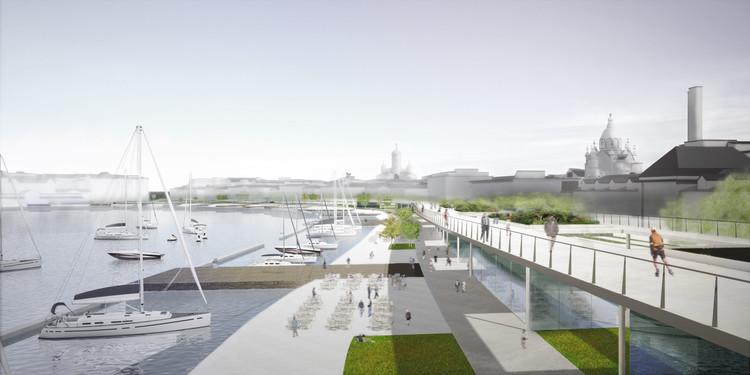 Concurso New Helsinki Waterfront / DCPP arquitectos