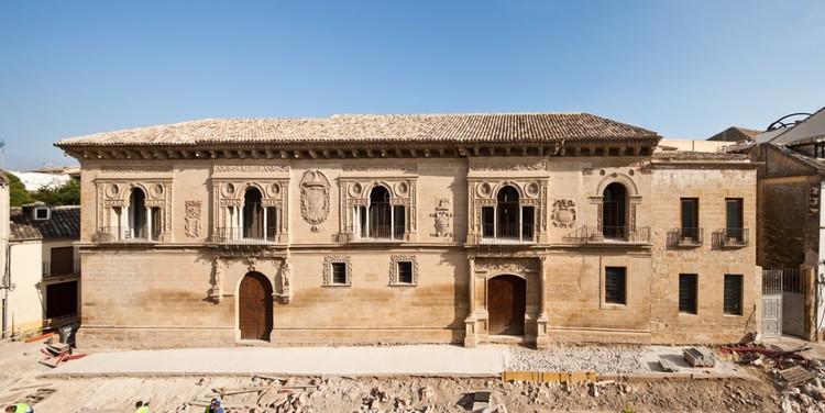 Ayuntamiento de Baeza / Viar Estudio, © Fernando Alda
