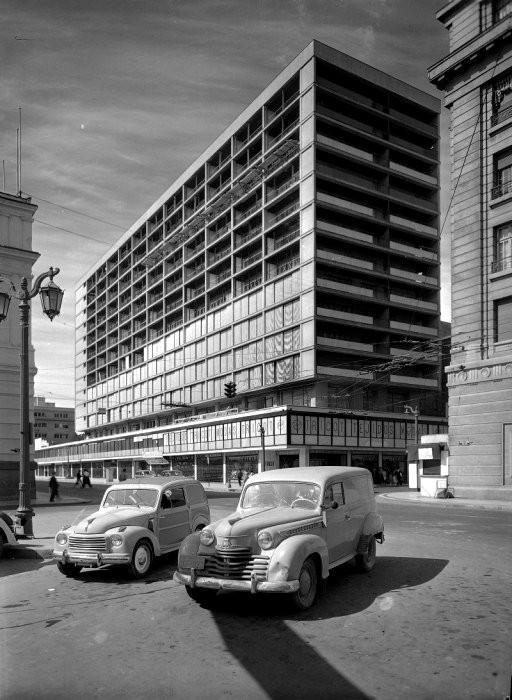 Clásicos de Arquitectura: Edificio Plaza de Armas, © Usuario de Flickr: Santiago Nostálgico