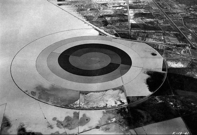 Esquemas radiales de la ciudad de México, Vía ciudad de México en el tiempo
