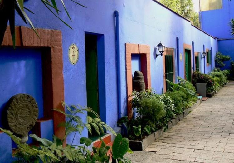 casa de frida kahlo arquitecto