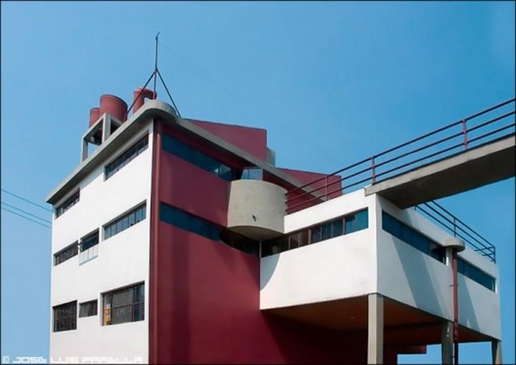 Casa Estudio, Vía Plataforma Arquitectura. Image