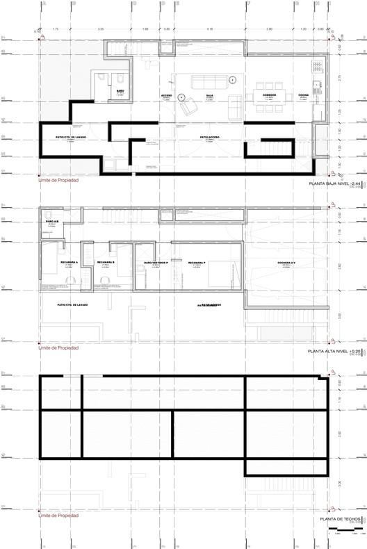 Proyecto prototipo Casa U-Calli / Jonathan Castellon