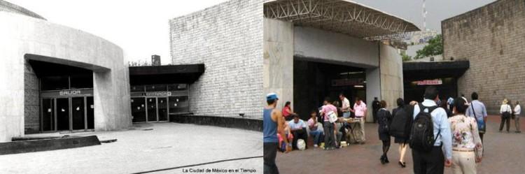 Archivo Fotográfico: El presente de los edificios emblemáticos de México