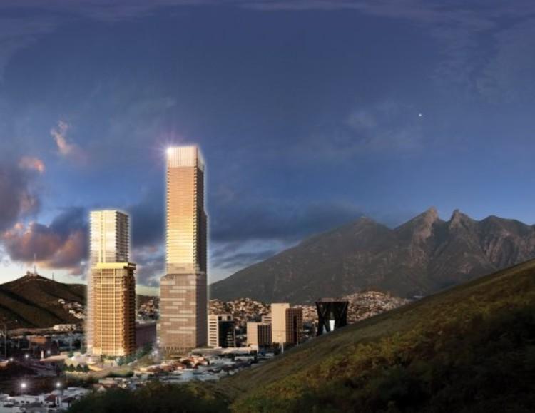 La Torre KOI será el rascacielos más alto de México