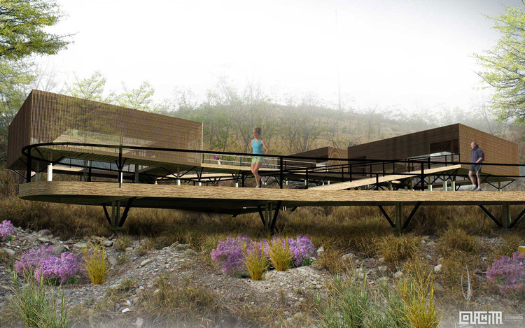 Propuesta Sendero Obispado / COVACHITA Taller de Arquitectura