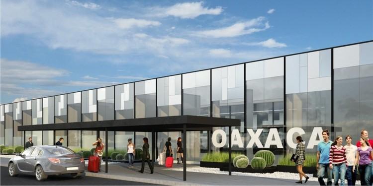 Ganador Ampliación y Reconfiguración del Edificio Terminal De Aviación General en el Aeropuerto De Oaxaca