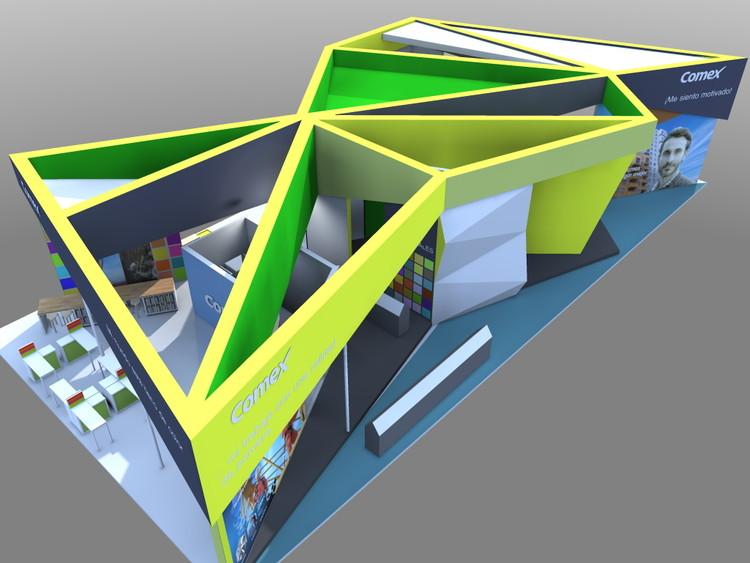 Se inaugura la EXPO CIHAC 2012 y Pabellón Sobreciclable
