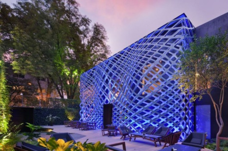 Recopilaciones de Arquitectos Mexicanos / Rojkind Arquitectos