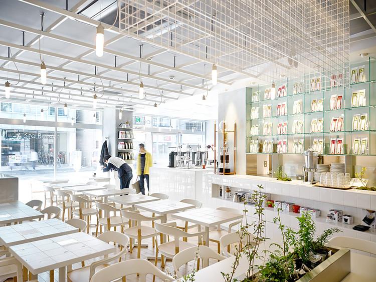 Café Coutume Aoyama  / CUT Architectures, © David Foessel