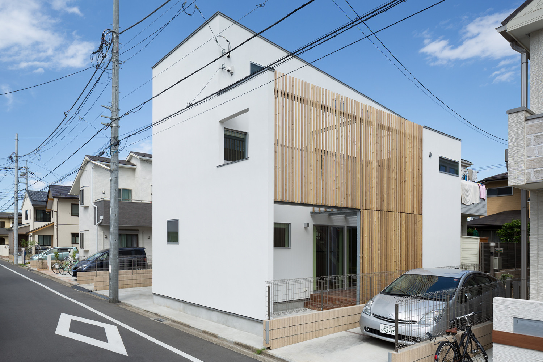 House K / Yuji Kimura Design, © Takumi Ota