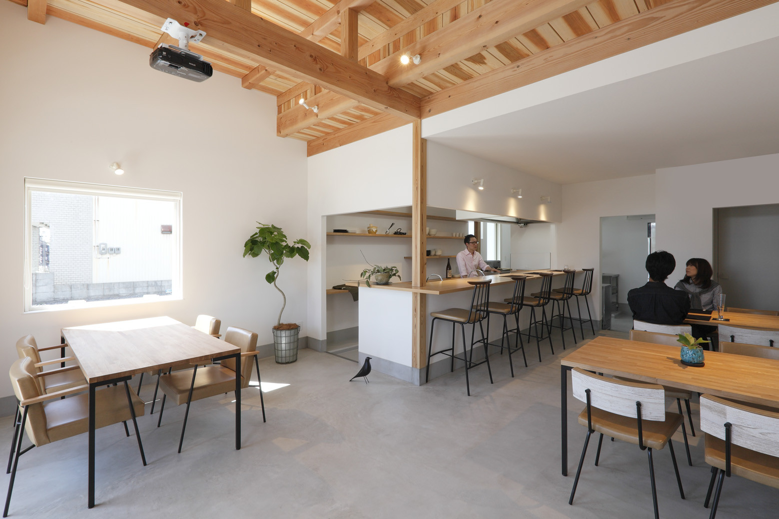 Higashihayashiguchi alts design office archdaily for Office design archdaily