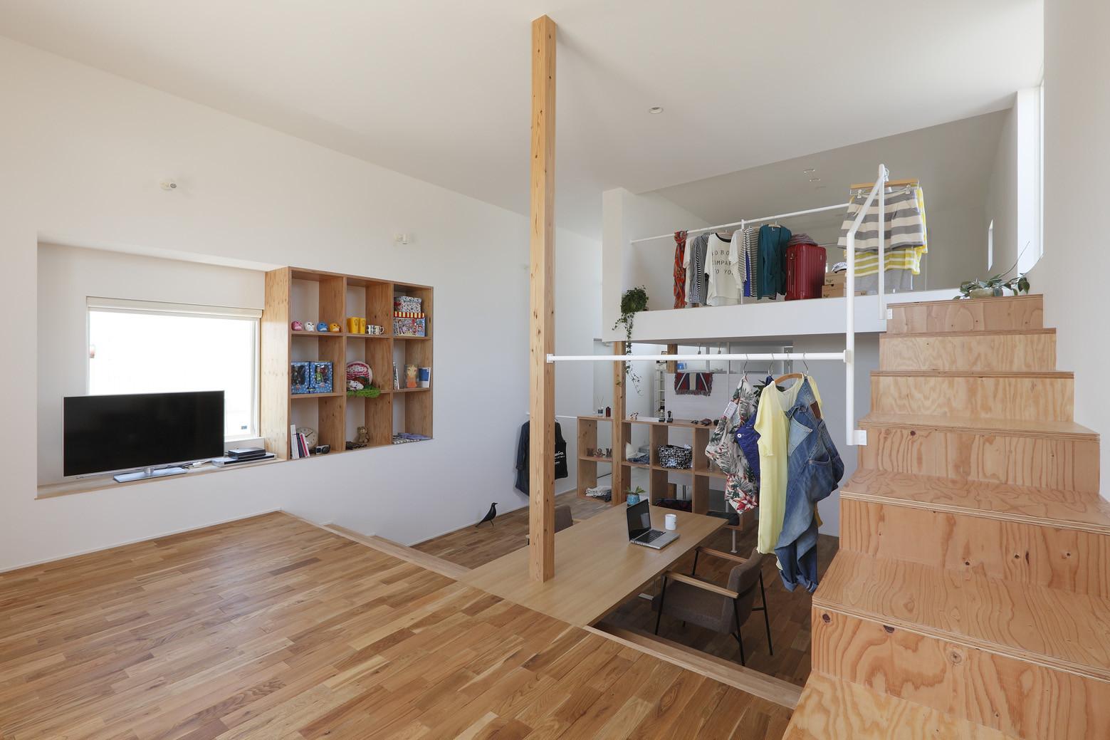 Higashihayashiguchi / ALTS Design Office, Courtesy of ALTS Design Office