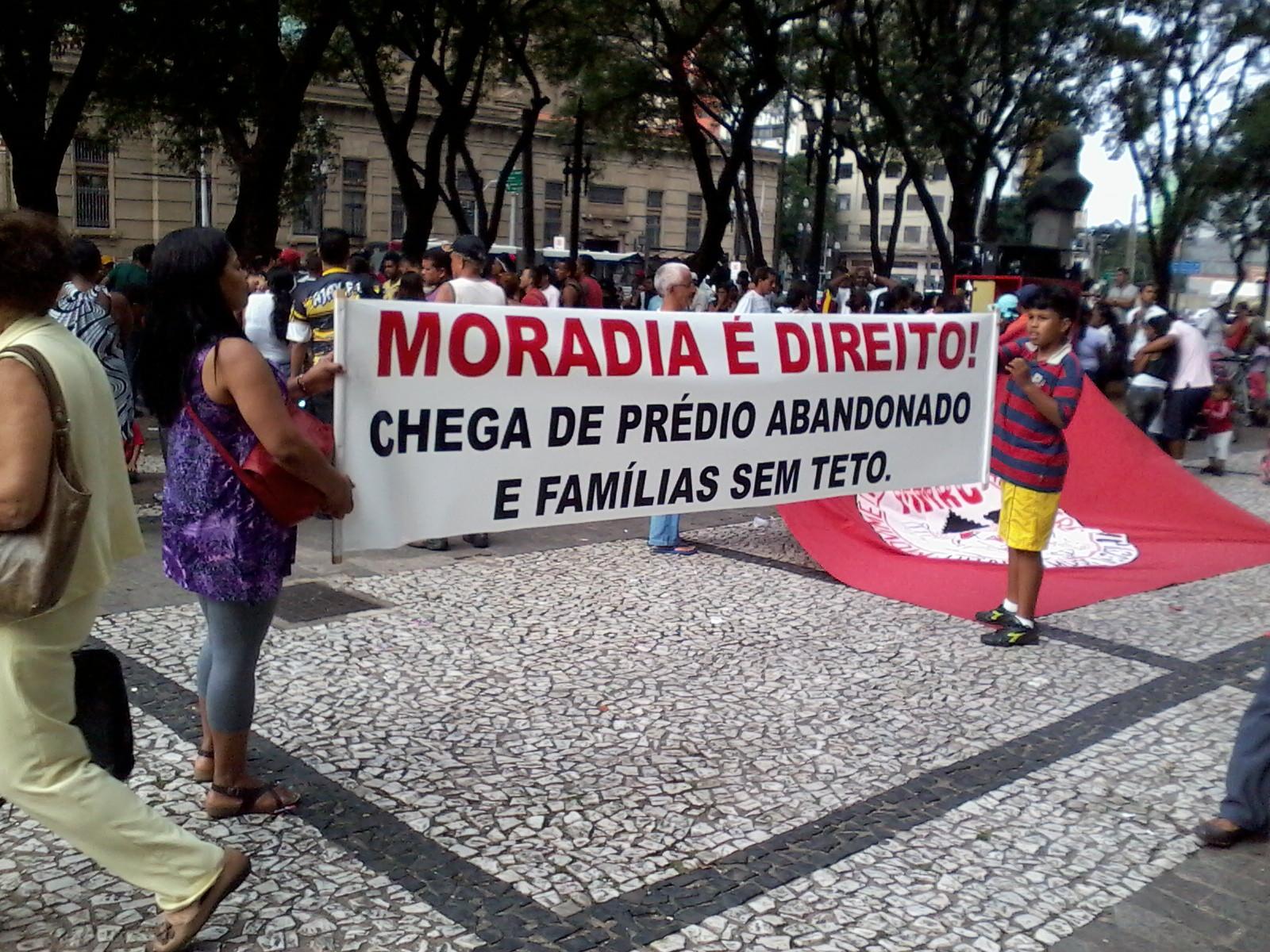 Prefeitura de São Paulo pretende desapropriar 41 edifícios no centro da cidade para convertê-los em habitação popular, Courtesy of midiaindependente