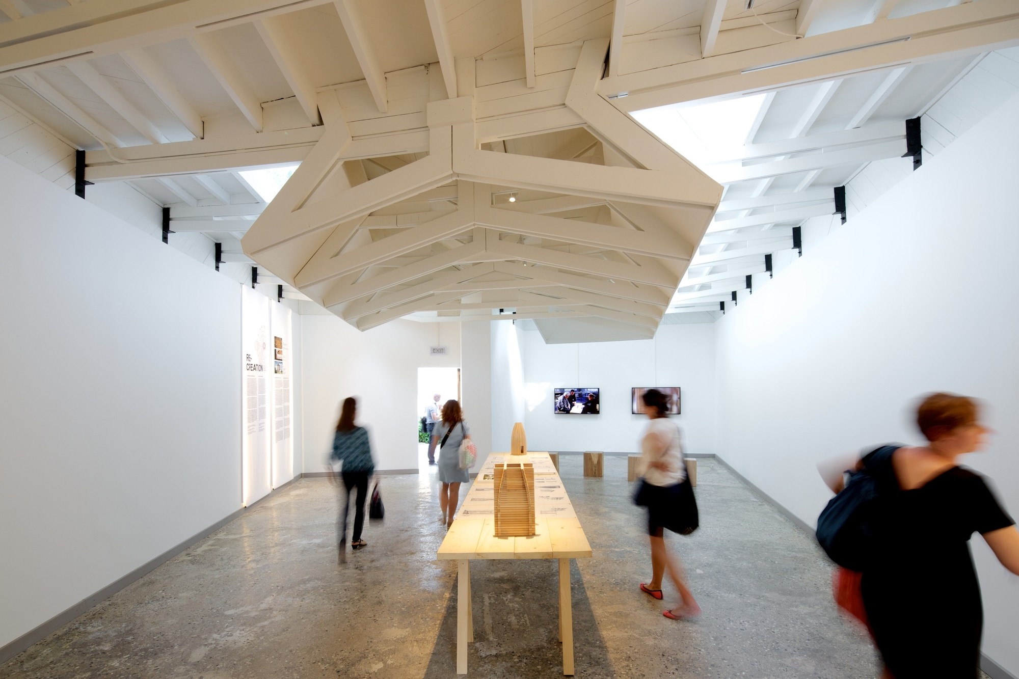 "Inside ""Re-Creation"" - Finland's Pavilion at Venice Biennale 2014, Re-Creation. The Finnish Pavilion at the 2014 Venice Biennale.. Image © Nico Saieh"