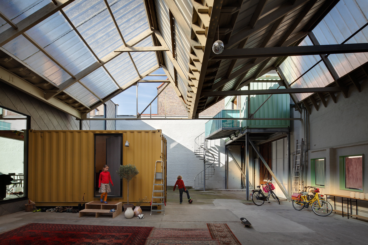 Bomastraat Nu Architectuuratelier Archdaily