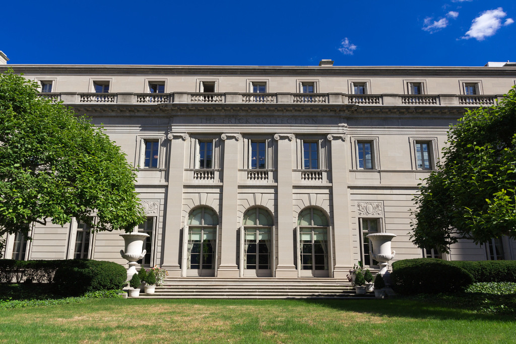 Frick Collection to Expand With New 6 Story Gallery, The Frick Collection's existing building in New York. Image © Flickr CC User t-mizo