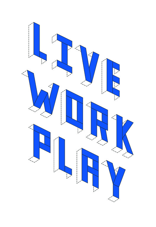 """Live Work Play"": An Exhibition of Local Award Winning Architecture from South England, Courtesy of Live Work Play"